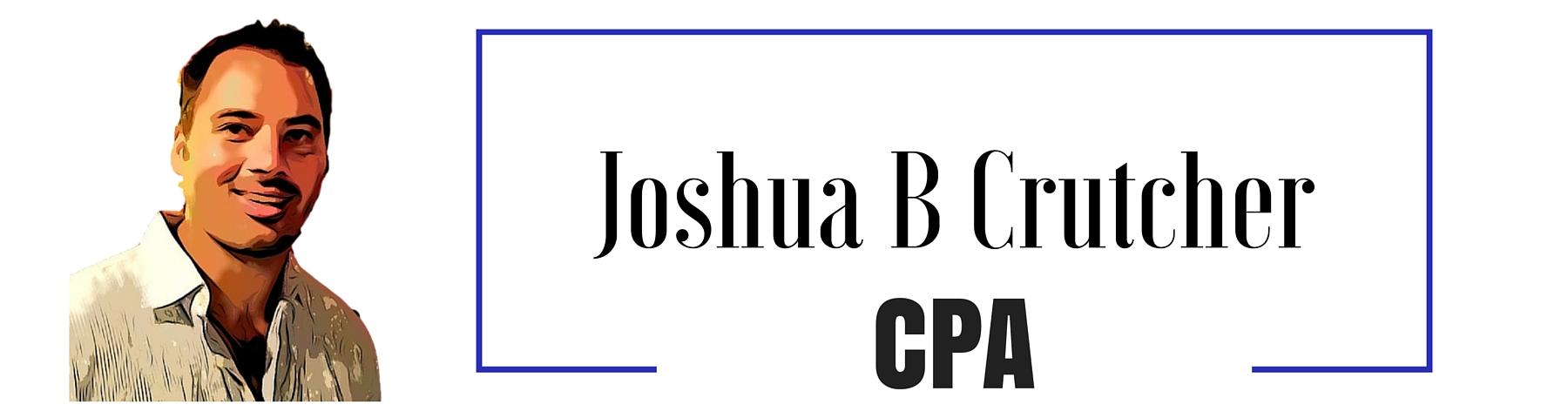 Joshua B Crutcher